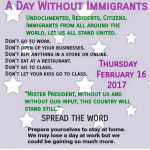 Day Without Immigrants-Eng