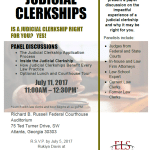 ELS presents How to Land and Leverage a Judicial Clerkship in Any Practice Area
