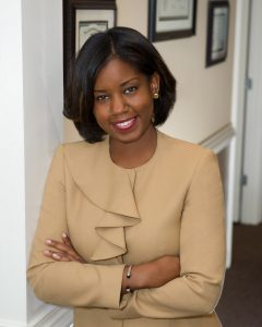 Jamala McFadden Employment Attorney at The Employment Law Solution: McFadden Davis
